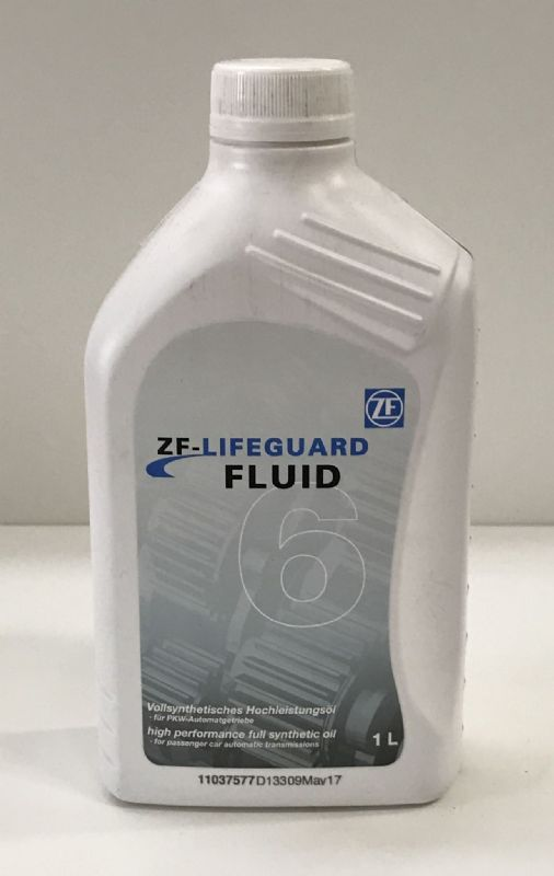 ZF lifeguard fluid 6